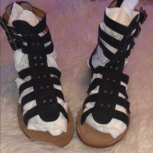 ASH shoes sandals size 38 1/2